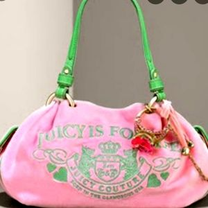 """Juicy Couture Purse """"Ring Bling"""""""